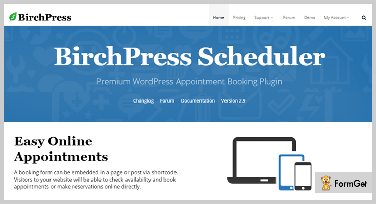 Brichpress Booking WordPress Plugins