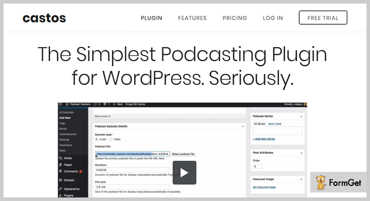 castos-podcast-wordpress-plgins