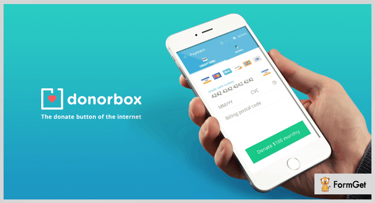 Donorbox Fundraising Plugin