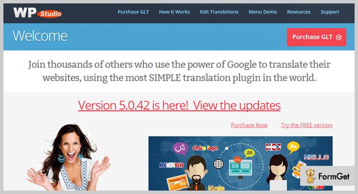 Translation WordPress Plugin