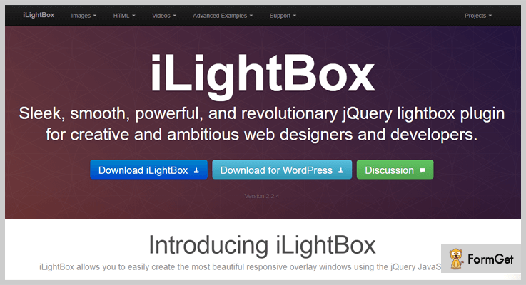 Lightbox WordPress Plugin