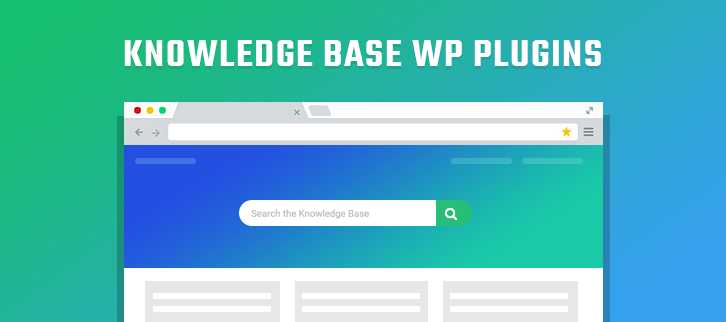 Knowledge Base WordPress Plugins