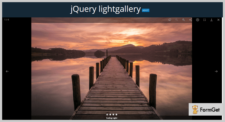 lightGallery-Gallery WordPress Plugins