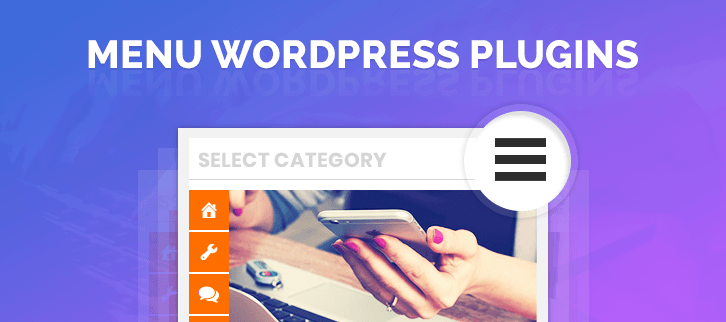 menu wordpress plugins