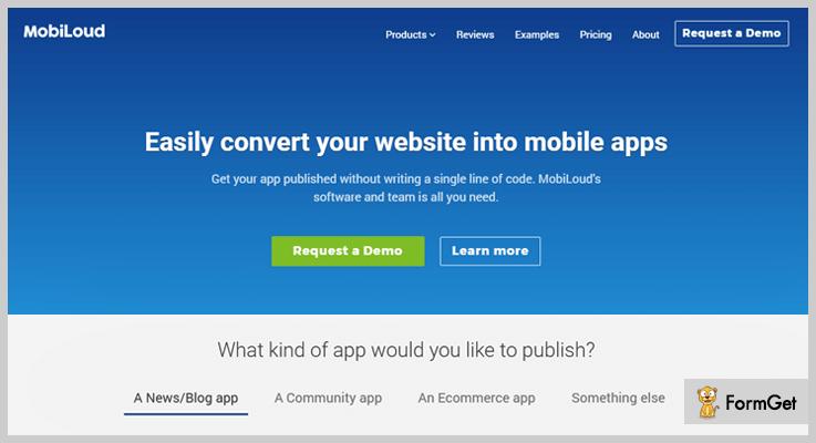 MobiLoud WordPress Web App Plugin