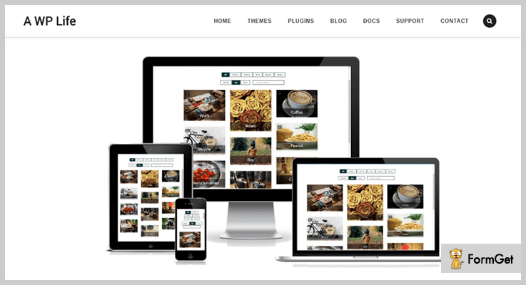 Portfolio WordPress Plugins