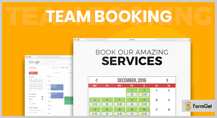 team Booking WordPress Plugins