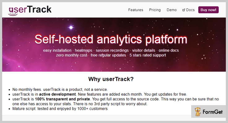 usertrack