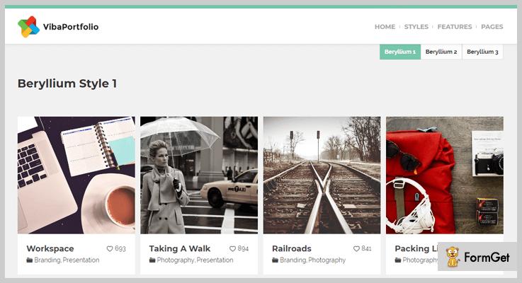 viba-Portfolio WordPress Plugins
