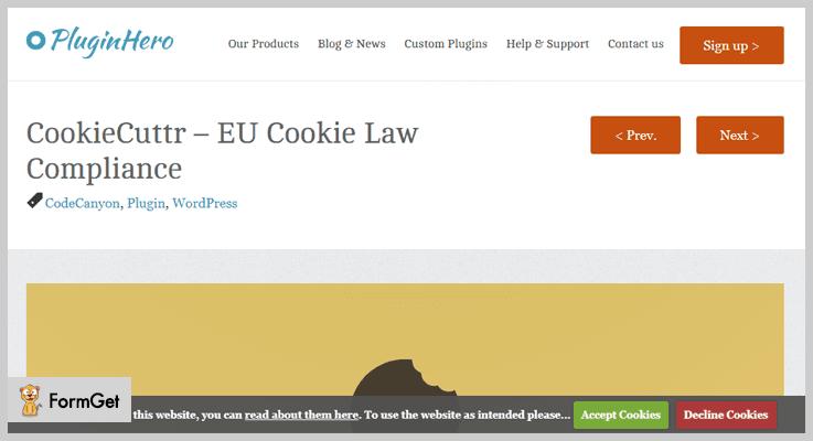wordpress-cookie-plugins-cookiecuttr