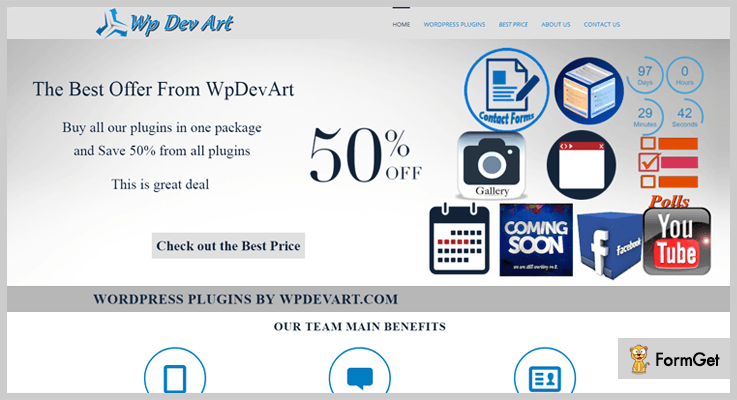 devart Booking WordPress Plugins