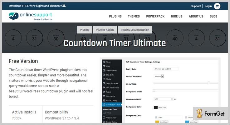 wponlinesupport-countdown-wordpress-plugins