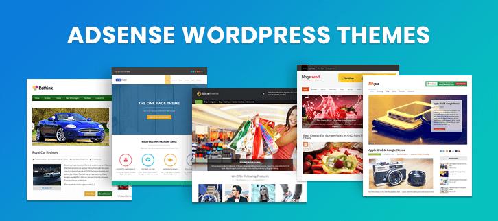 5+ Adsense WordPress Themes 2018 (Free and Paid)