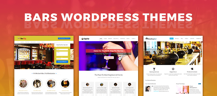 Bars WordPress Theme
