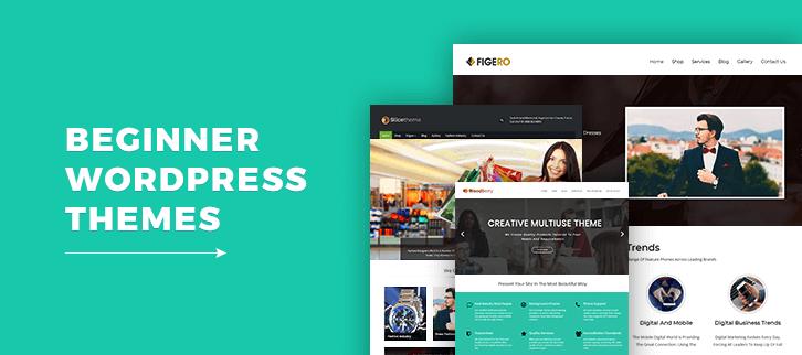 Beginner WordPress Themes