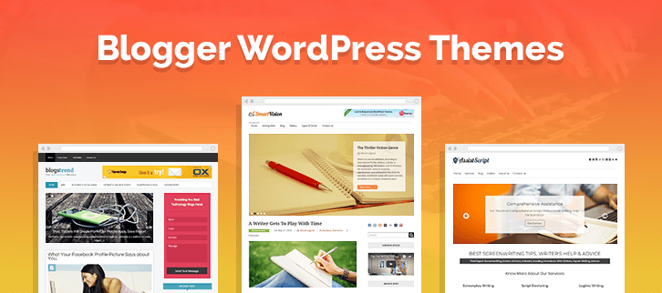 Blogger WordPress Themes