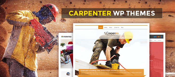 5+ Carpenter WordPress Themes 2019 (Free and Paid)
