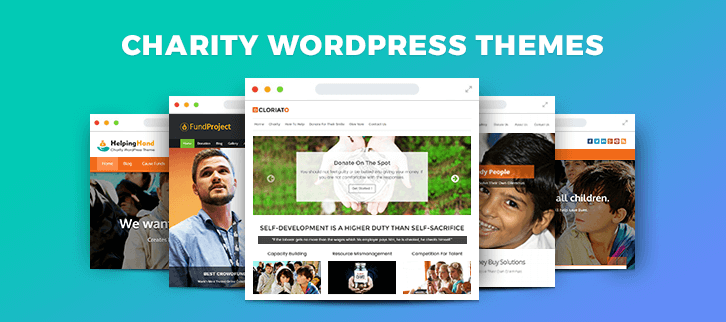 5+ Charity WordPress Themes 2018 (Free and Paid)