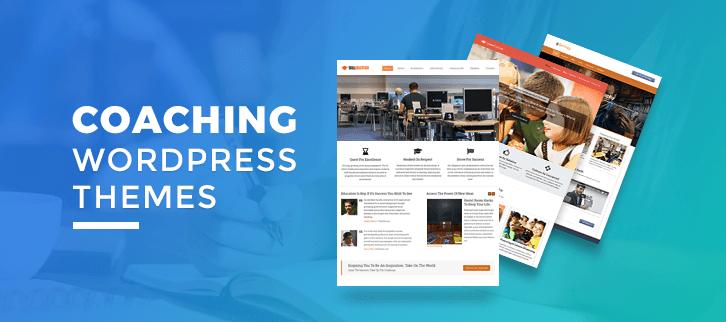 5+ Coaching WordPress Themes 2020 (Free and Paid) | FormGet