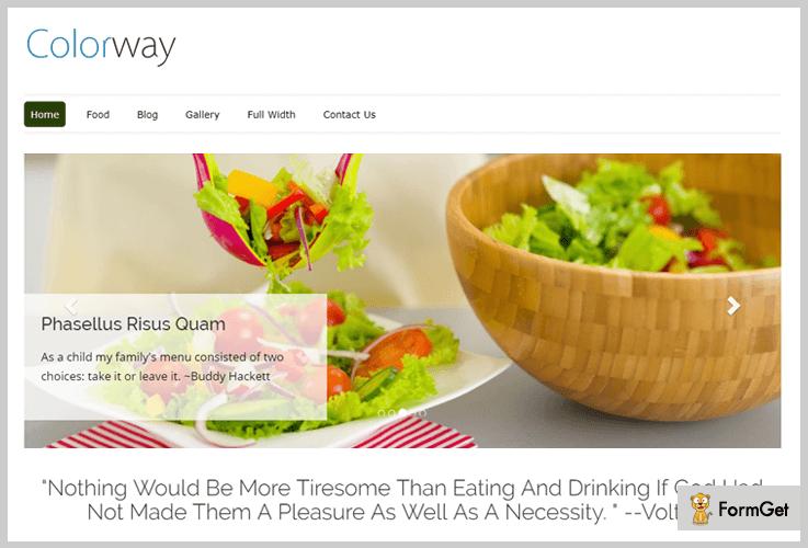 Colorway Multilingual WordPress Theme