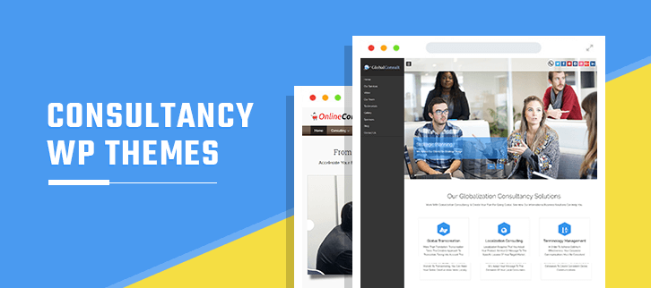 Consultancy WordPress Themes