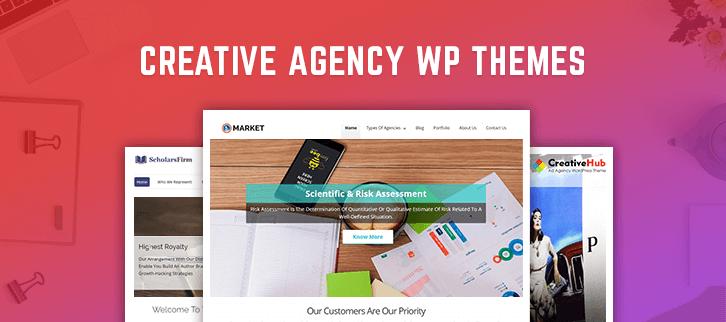 5 Creative Agency Wordpress Themes 2020 Formget