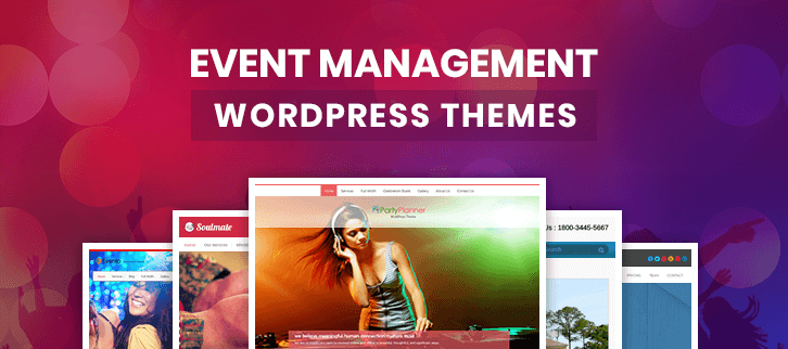 5 Event Management Wordpress Themes Free And Paid Formget