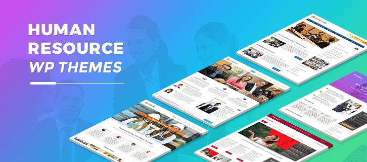 Human Resource WordPress Themes