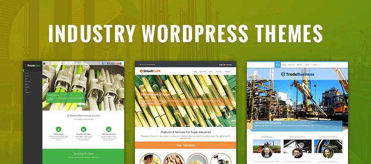 Industry WordPress Themes