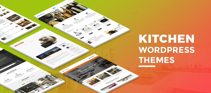Kitchen WordPress Themes