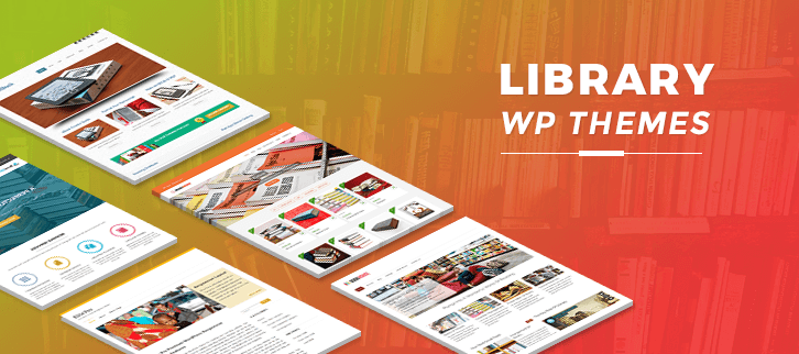 5+ Library WordPress Themes 2019 (Free and Paid)