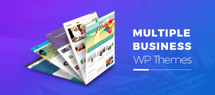 Multiple business WordPress Themes