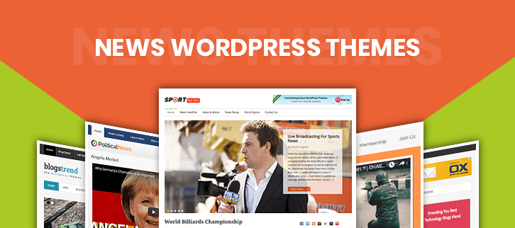 5+ News WordPress Themes 2019 (Free and Paid)