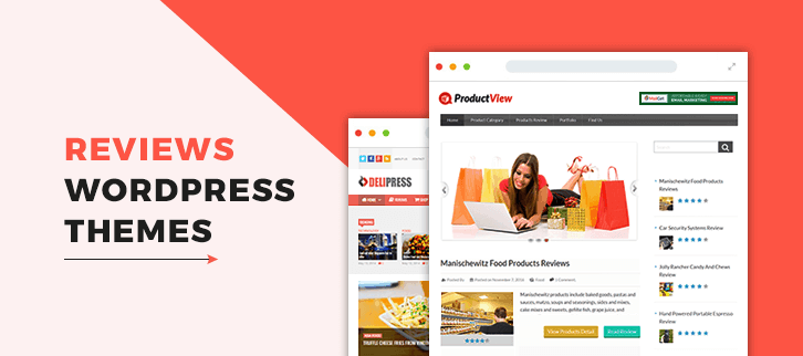 Reviews WordPress Themes