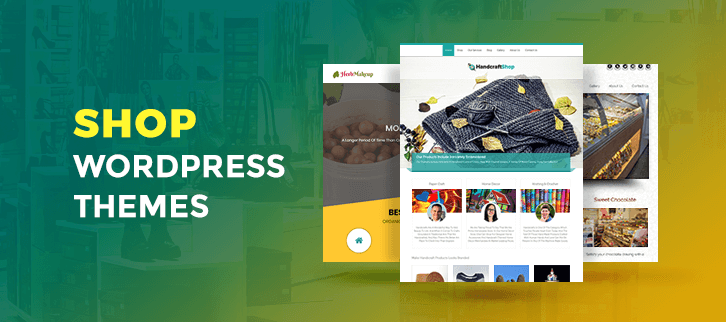 Shop WordPress Themes