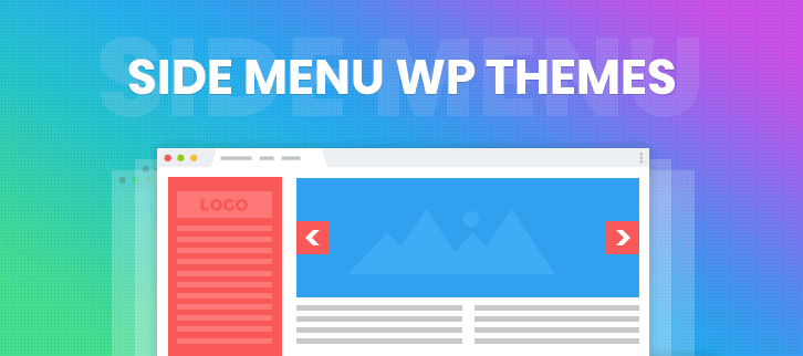 WordPress Themes With Side Menu