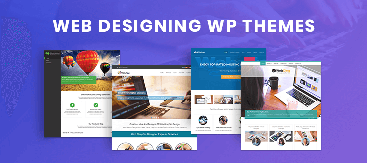 Web Designing WordPress Themes
