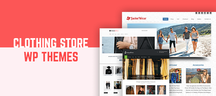 WordPress Themes for Clothing Store