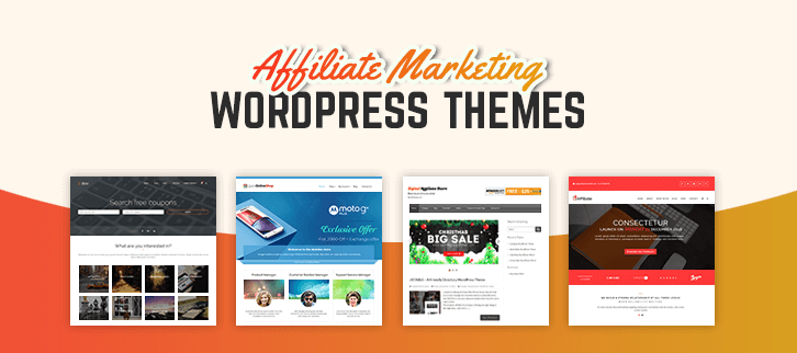 5+ Affiliate Marketing WordPress Themes (Free & Paid) | FormGet