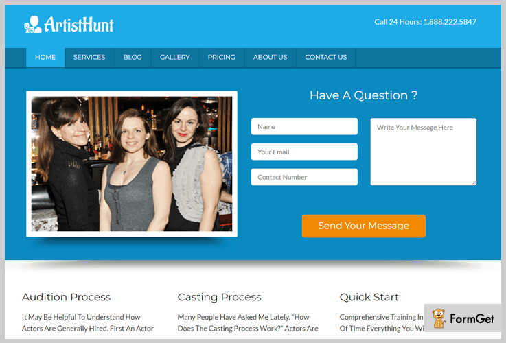 artist-hunt-celebrity-wordpress-themes