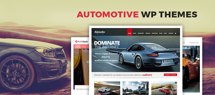 Automative WordPress Themes