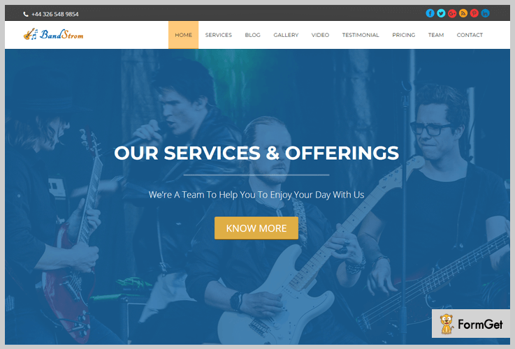 band-strom-music-band-wordpress-themes