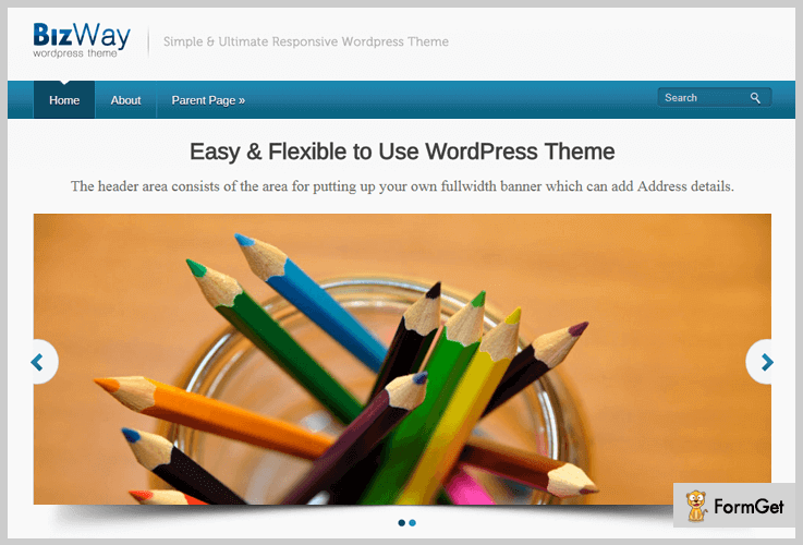 bizway nonprofit wordpress themes