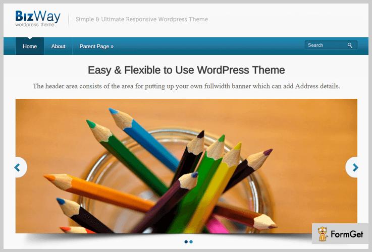BizWay Wine WordPress Themes
