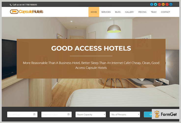 capsule-hotels