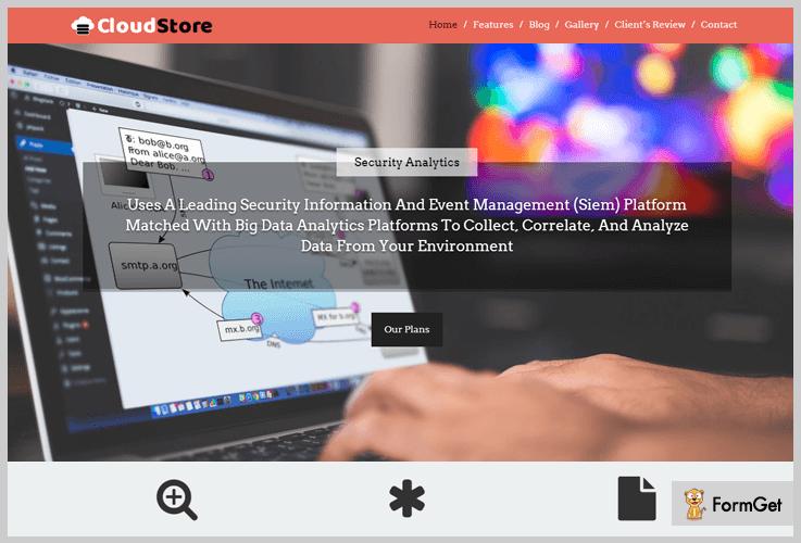 CloudStore Hosting WordPress Themes