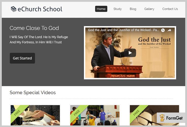 echurch-school