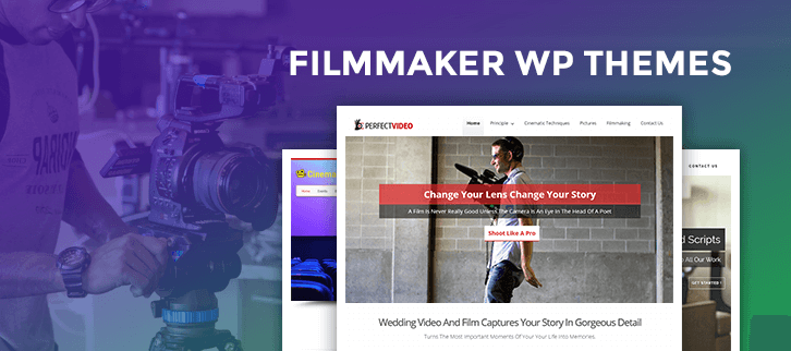 Filmmaker WordPress Themes