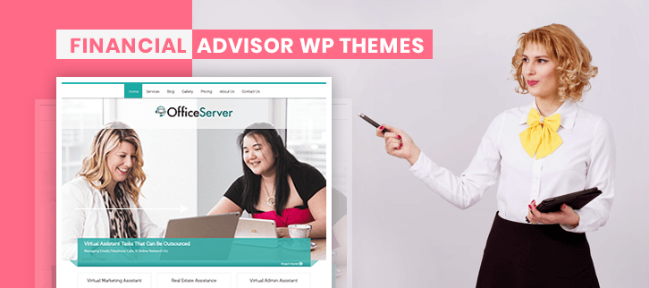 Financial Advisor WordPress Themes