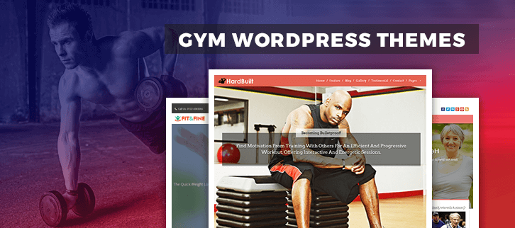 5+ Gym WordPress Themes 2018 (Free and Paid)